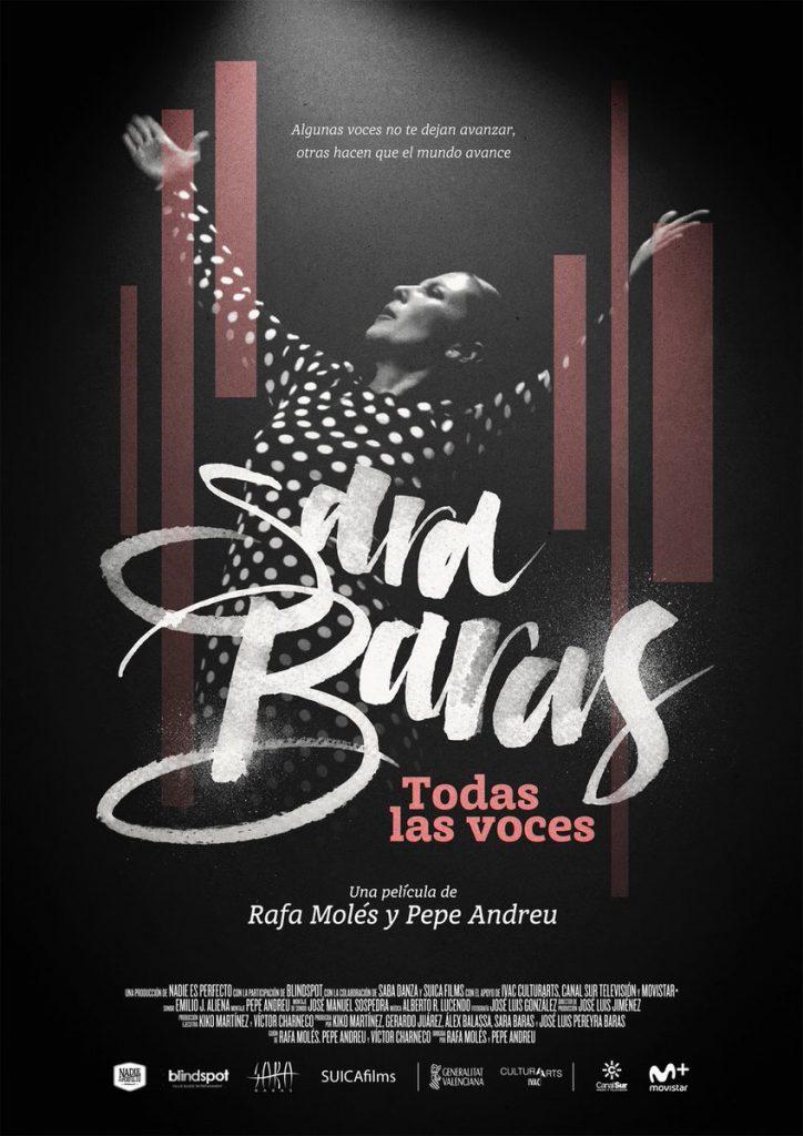 Sara Baras estrena Todas Las Voces en el Festival de cine de Malaga
