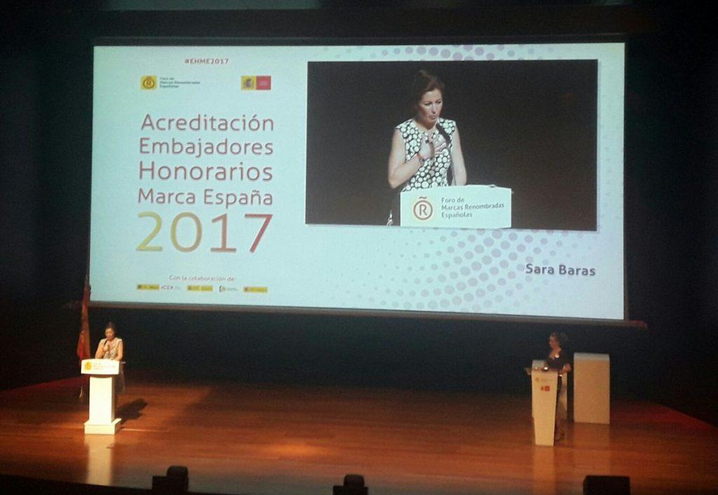 Sara Baras Marca España