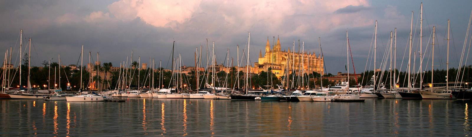 Puerto de Palma de Mallorca
