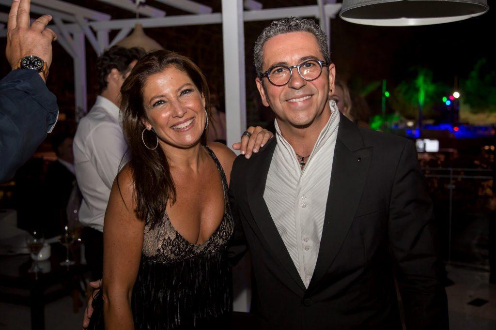 Sara Baras y Jose Serrano