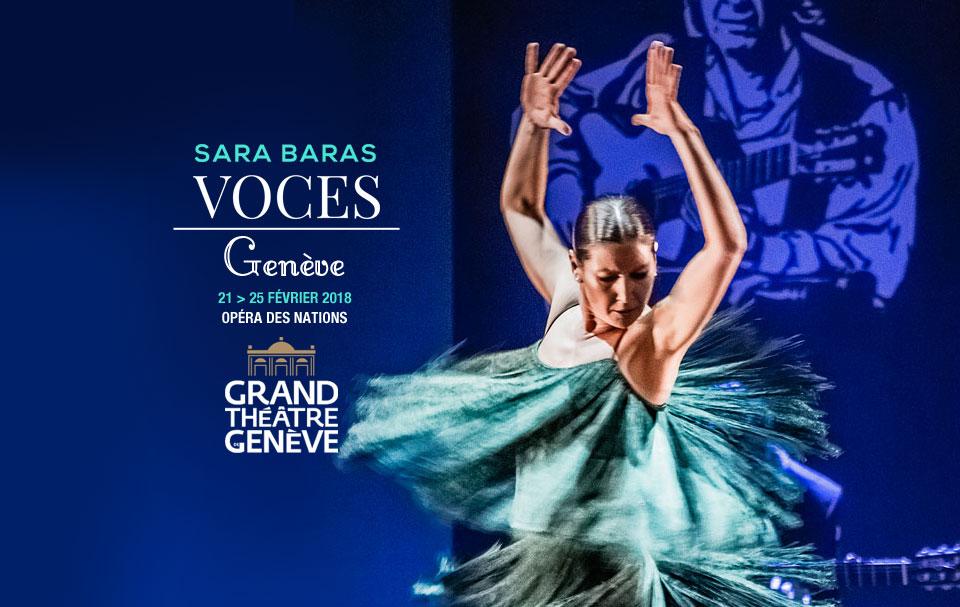 sara baras voces geneve flamenco