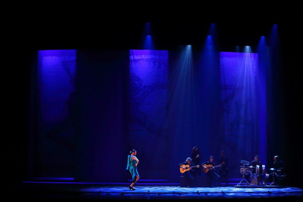 Sombras Sara Baras Flamenco