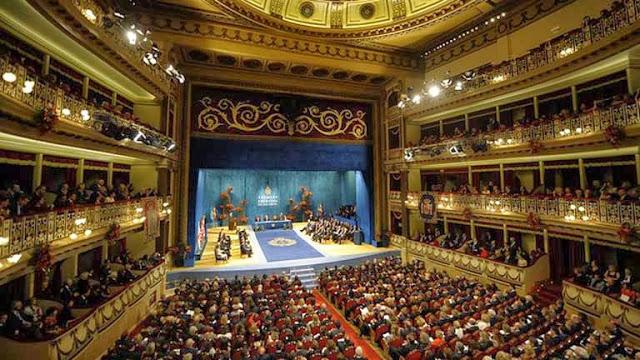 Teatro Campoamor en Premio Príncipe de Asturias