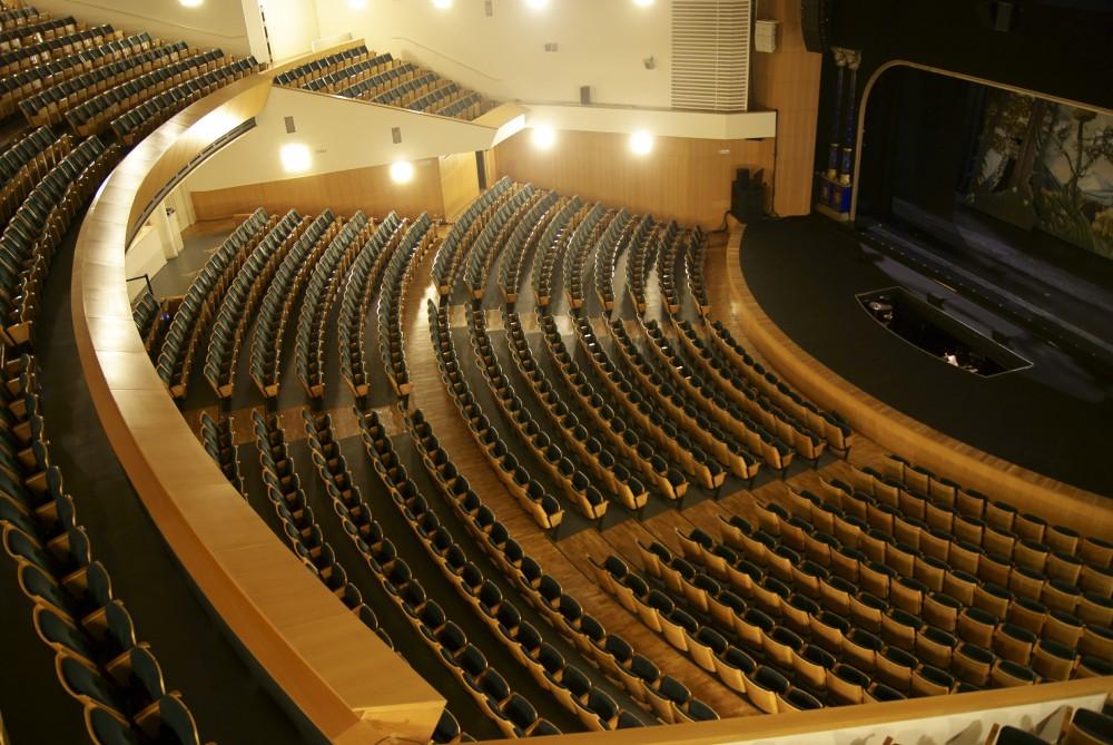 Auditorio Víctor Villegas Murcia (Foto Josper.com)