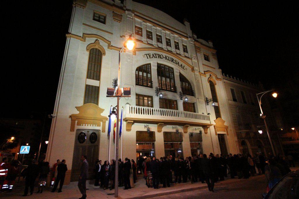Teatro Kursaal Melilla. Foto Cope Melilla