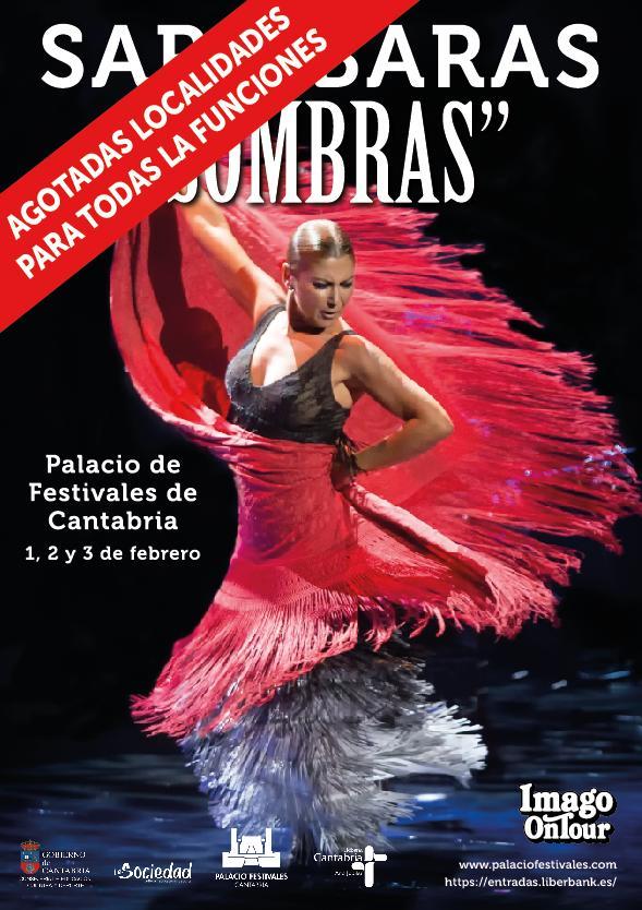 Sold Out en Santander Sara Baras