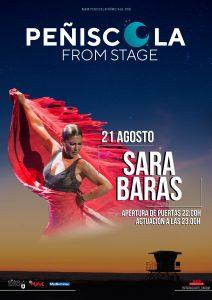 Sombras at Peñíscola From Stage, Peñíscola @ Playa Sur