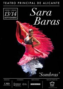 Sombras at Peñíscola From Stage, Peñíscola @ Teatro Principal