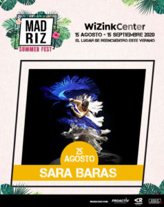 Suite Flamenca, Madriz Summer Fest @ WiZink Center